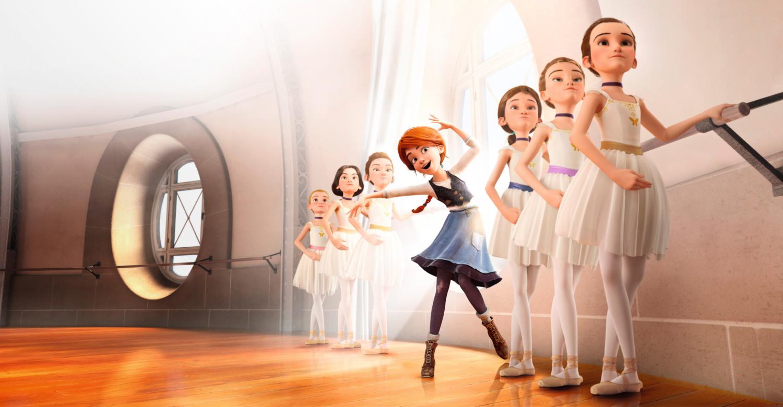 «Как я занималась балетом»