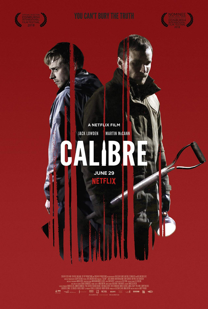 """Советую посмотреть """"Калибр"""" (Calibre, 2018) Советую посмотреть, Фильмы, Netflix, Триллер, Калибр"""