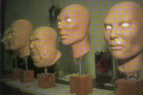 Как делались говорящие головы для Fallout 1-2 (UPD) Игры, Компьютерные игры, Fallout, Fallout 2, Fallout 1, Ньюфаги, Длиннопост