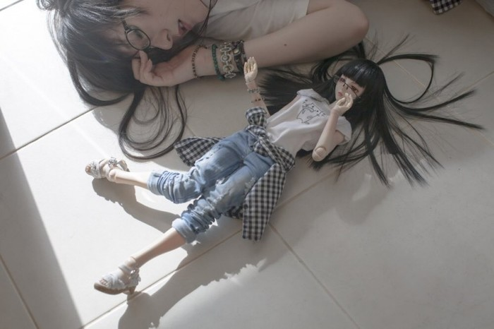 """Её второе """"я"""" Из сети, Куклы ручной работы, BJD - куклы, Подборка, Длиннопост"""