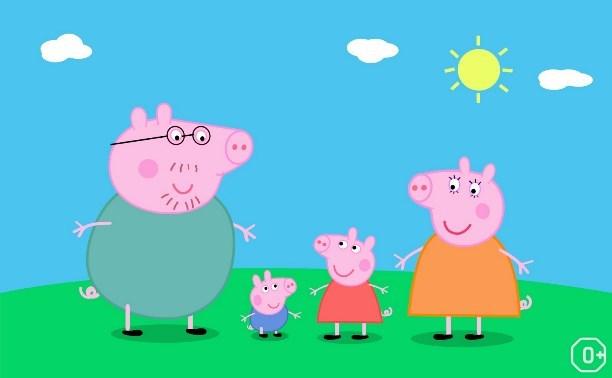 Хуманизация Свинки Пеппы! Свинка пеппа, Хуманизация, Аниме, Фан-Арт, Мультфильмы, Арт, Длиннопост