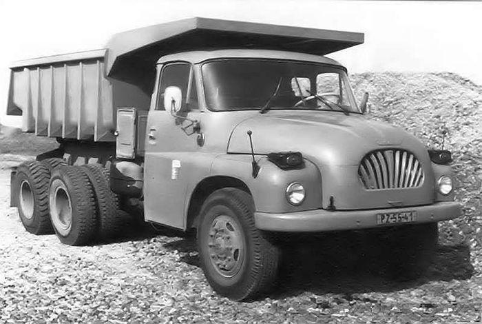 Татра-138. Самый необычный грузовик времен СССР Tatra, Татра-138, Грузовик, Длиннопост