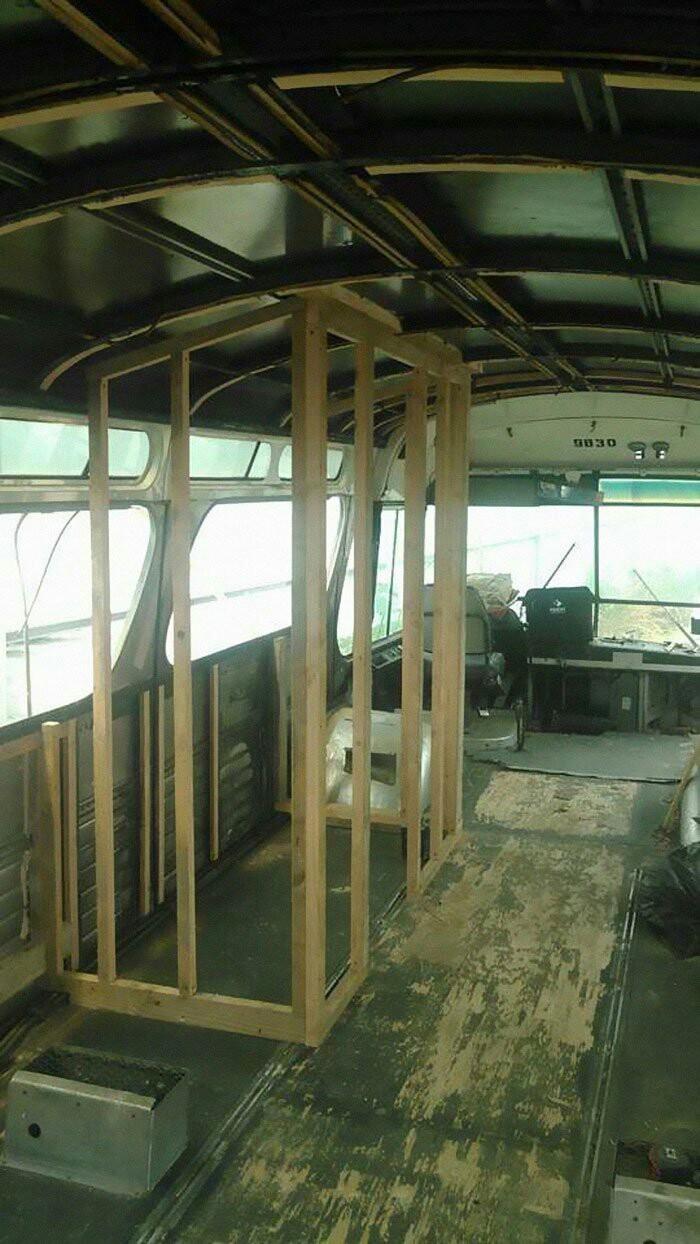 Дом на колёсаÑ, который построила Джесси Липскин Дом на колесаÑ, Джесси Липскин, Мечта, Своими руками, Длиннопост