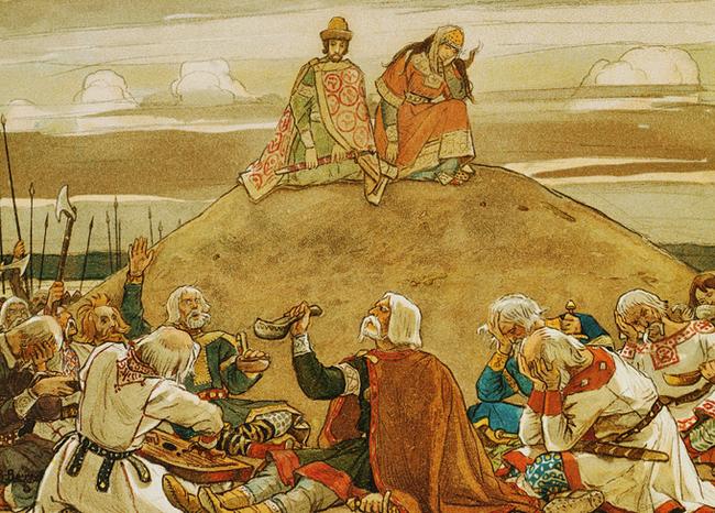 Крутогоров ю александр невский крещение руси куликовская битва