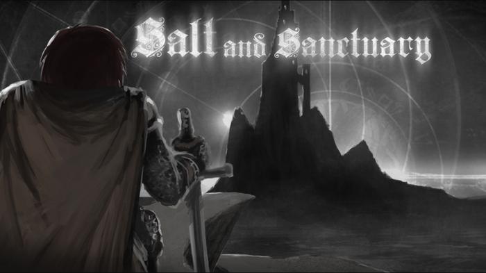 Salt and Sanctuaru Salt And Sanctuary, Игры, Игровые арты, Action rpg, Длиннопост