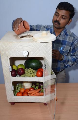 Как сделать холодильник своими руками холодильник