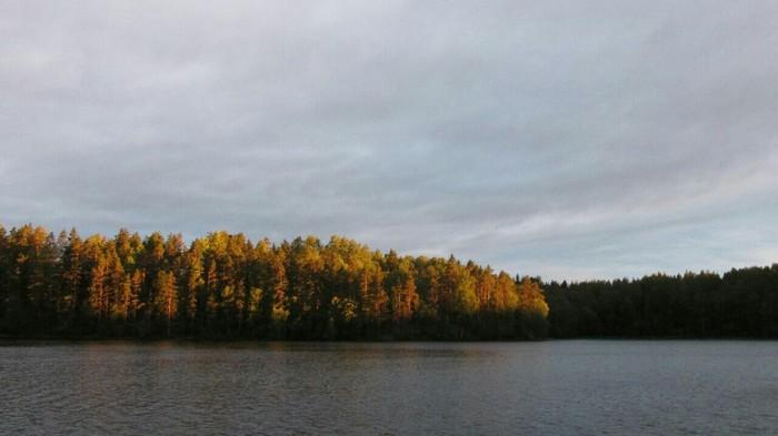 Немного природы Озеро, Природа, Фотография, Красота, Длиннопост