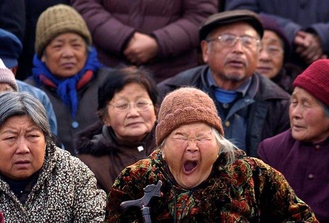Пенсии в Китае - реальные истории реальных людей