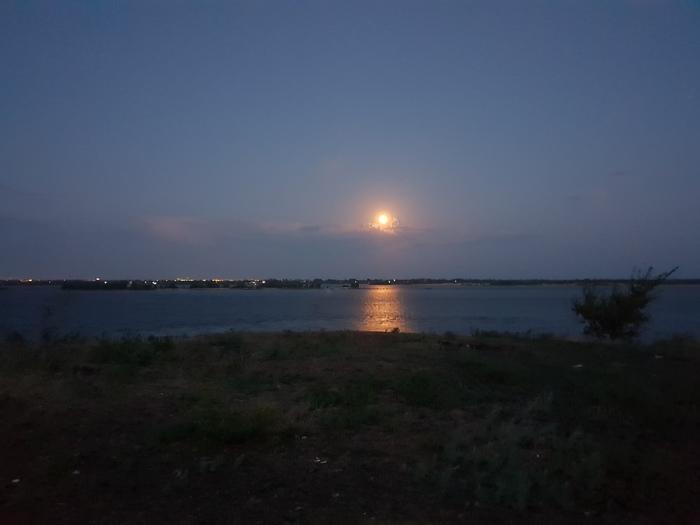 Красная Ночь 27.07.2018 Луна, Затмение, Космос, Астрономия, Ночь, Телескоп, Длиннопост