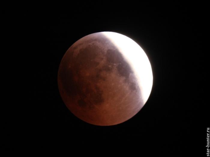 Лунное затмение 27 июля 2018 года, 21:21-00:02. Луна, Затмение, Астрофото, Астрономия, Космос, StarHunter, АнапаДвор, Видео, Длиннопост