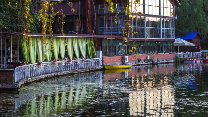 Ресторан у воды Фотография, Лига фотографов, Хобби