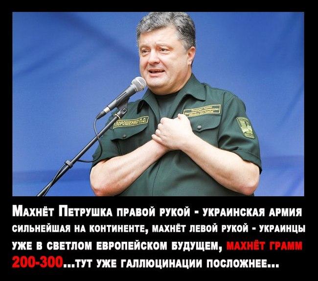 Сказал он...и немедленно накатил! Политика, Украина, Петр Порошенко, Крещение руси, Бред, Украина и ЕС
