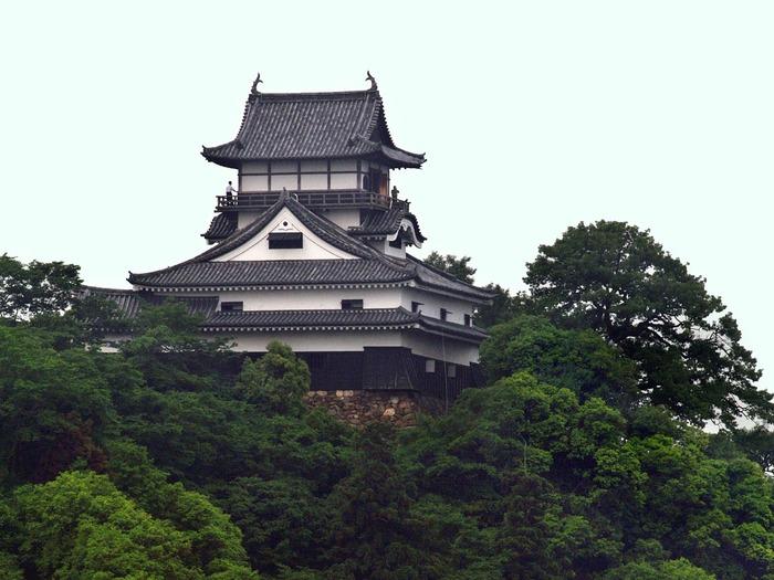 Японские замки. Япония, Замки, Фортификация, Японские замки, История, Длиннопост