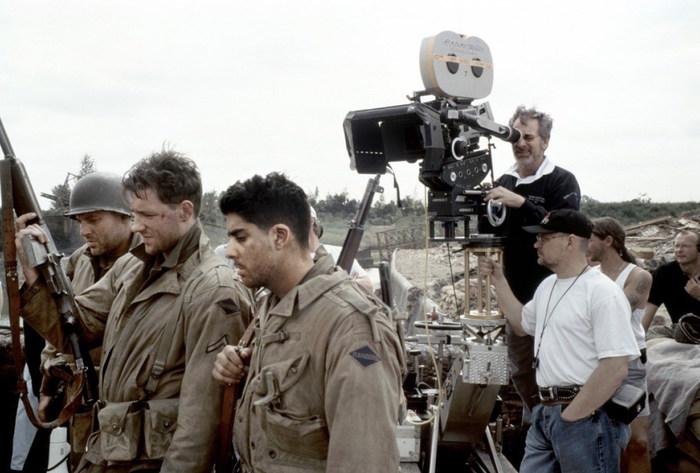 Как это снято: «Спасти рядового Райана» Стивен Спилберг, Спасти рядового Райана, Съемки, Длиннопост, Видео, Фильмы, Как снимали
