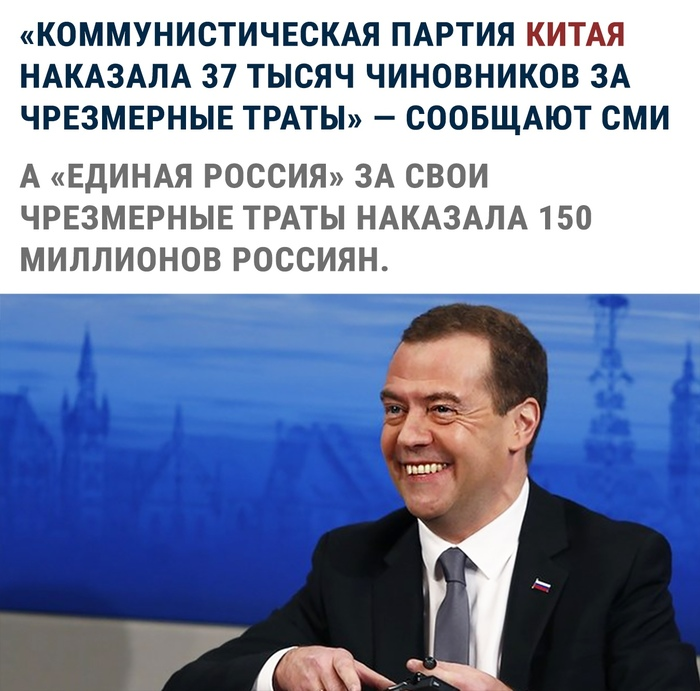 Всё наоборот Борьба с коррупцией, Не тех наказали, Россия, Расслабьтесь, Китай, Пример для подражания, Димас, Политика