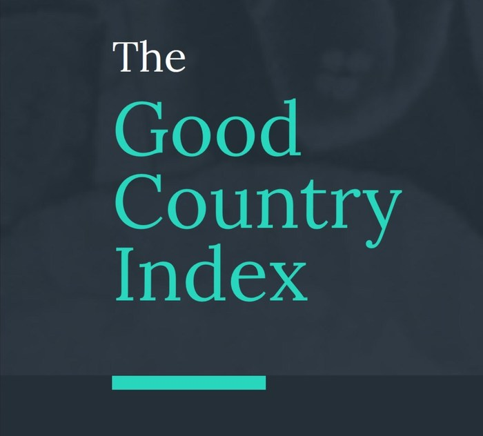 Какая страна приносит миру больше пользы Политика, Мир, Рейтинг, Goodcountry