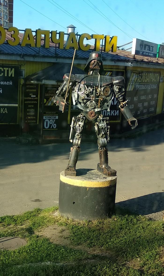 Сэр Вейдер Прайм Дарт вейдер, Star wars, Изделия из металла, Стимпанк, Звездные войны IV