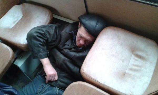 Пассажиры — не дрова! Общественный транспорт, Маршрутка, Пьяные, Плакат, Длиннопост