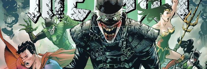 "Все обзоры арки ""Dark Nights: The Metal"" Dc, Комиксы, Обзор, Арка, Dark Nights: Metal, Лига справедливости, Бэтмен, Барбатос"