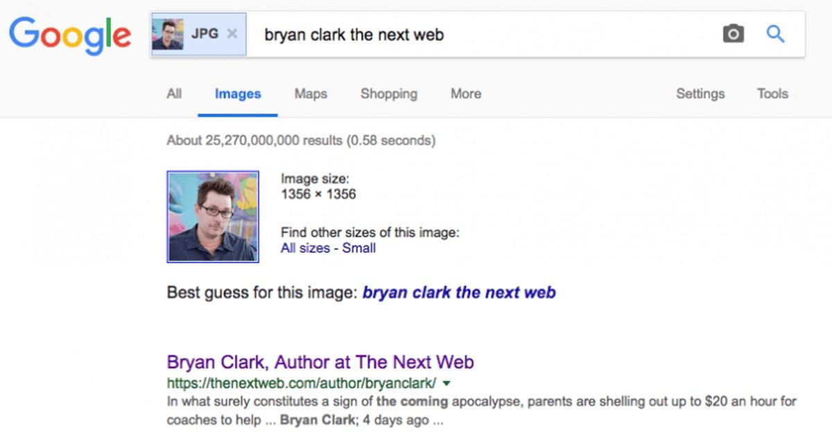 найти по фото человека в интернете гугл старовер