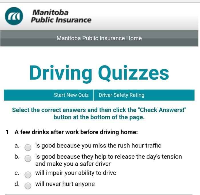 Вопросы к тесту на вождение в Канаде Водительские права, Канада, Ты не пройдешь, Длиннопост