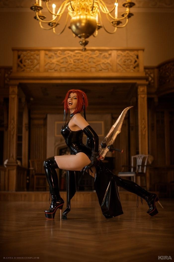 BloodRayne Bloodrayne, Косплей, Фотография, Вампиры, Девушки