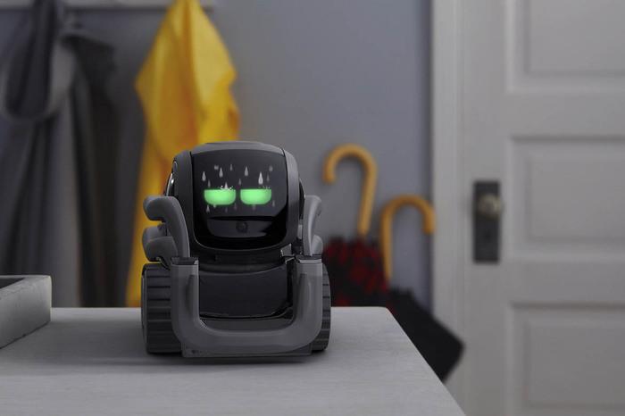 Anki's Vector - это маленький робот за 200 долларов с искусственным интеллектом, теперь на Kickstarter. Kickstarter, Anki, Vectors, Видео, Длиннопост