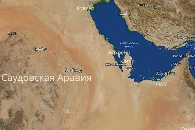Саудовская Аравия намерена сделать Катар островом Катар, Саудовская Аравия, Конфликт, Политика