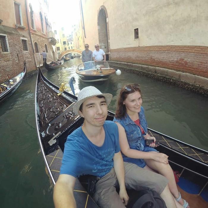 Лайфхак: Как дешево покататься на Гандоле Италия, Моё, Венеция, Гандола, Лайфхак, Хитрость, Длиннопост, Путешествия