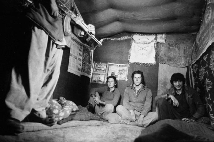 """Бунт обречённых. Как пленные """"афганцы"""" сровняли с землёй свою тюрьму Афганистан, Плен, Восстановление, Длиннопост"""