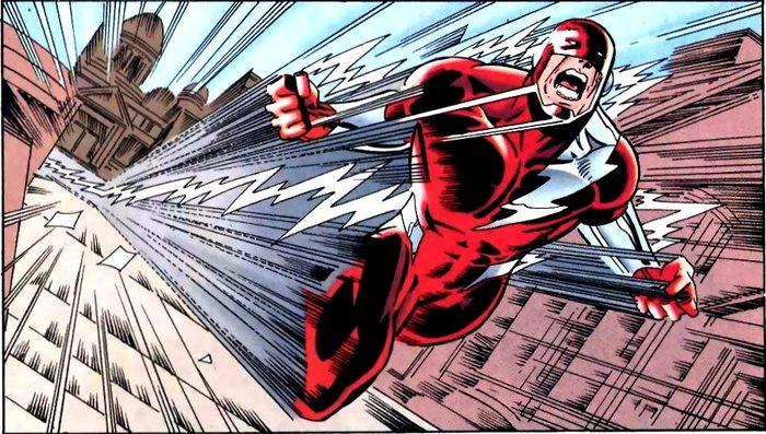 Факты о супергероях: Флэши, Флэшуньи и Флэшата Супергерои, DC comics, The Flash, Скорость, Спидстер, Комиксы-Канон, Длиннопост