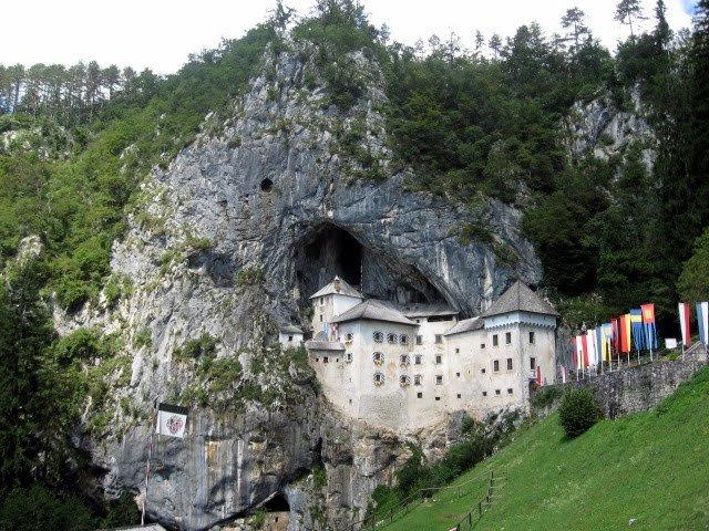 Словения. Предъямский замок. Словения, Предъямский замок, Замки, Длиннопост