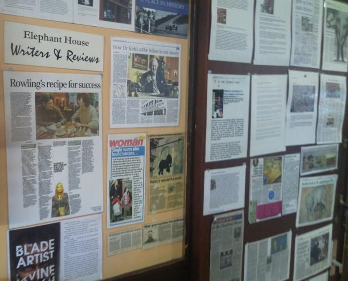 The elephant house - кафе, где родилось Волшебство Гарри Поттер, Эдинбург, Кафе, Фанаты, Длиннопост