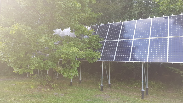 Получение тёмной энергии. �нженерия, Солнечная энергия, Солнечная батарея, Энергетика, Тень