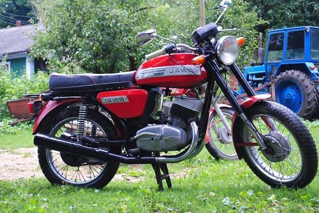 Здесь есть поклонники этого мотоцикла?