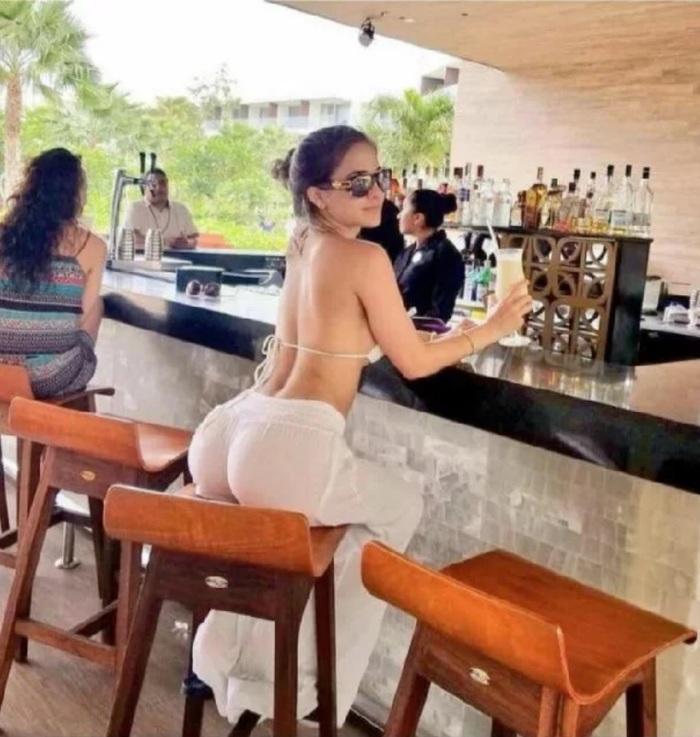 Забыл зачем пришел в бар