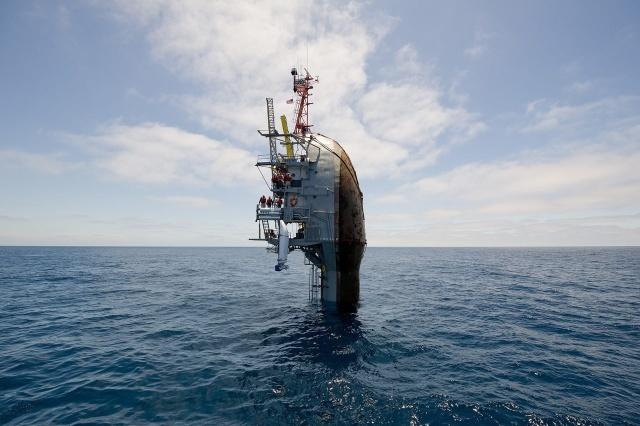 Корабль перевёртыш RP Flip
