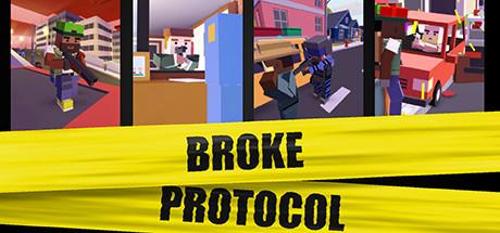 BROKE PROTOCOL: Online City RPG в Steam бесплатно Steam халява, Steam