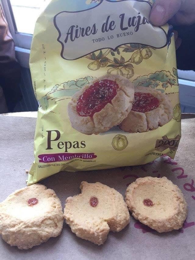 Печеньки с обманом