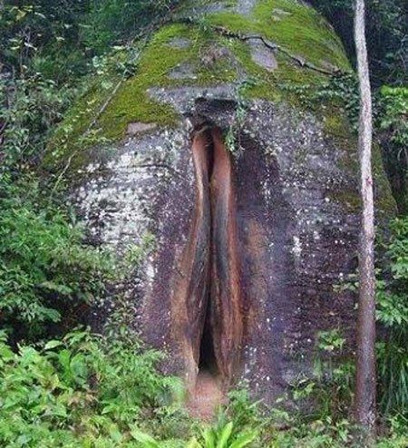 Влажная пещера