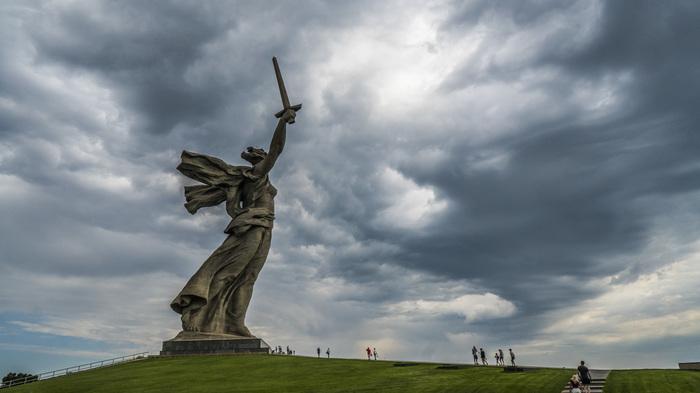 Волгоград/Сталинград Волгоград, Сталинград, Сталинградская битва, Путешествие по России, Длиннопост