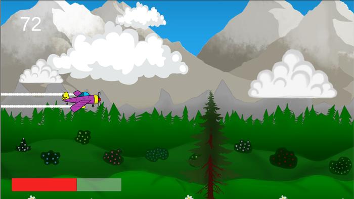 Crazy Fly Android, Самолет, Времяубийство, Игры