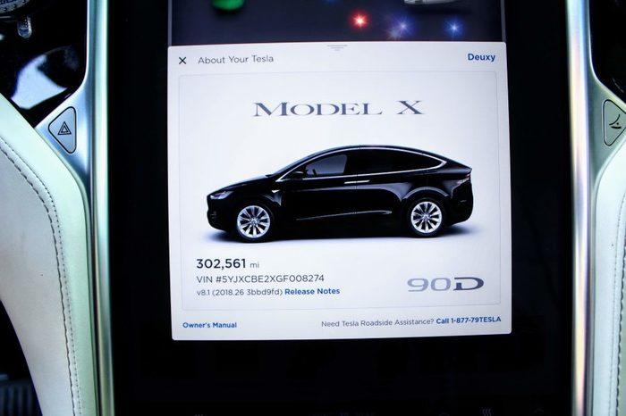 Электромобиль Tesla Model X за 2 года проехал более 300 000 миль Tesla Model x, Электромобиль, Эксплуатация, Техника, Технологии, Длиннопост