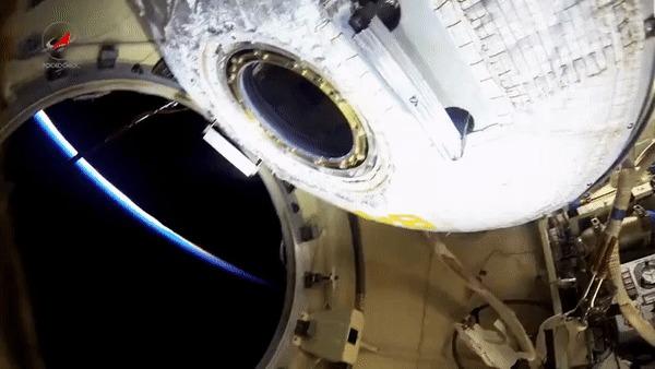 На тёмной стороне орбиты