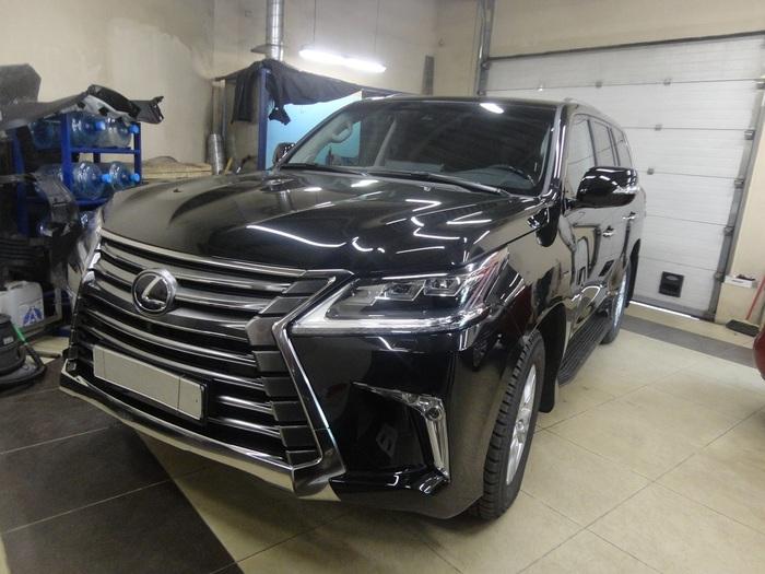 Защита от угона Lexus LX450D - как НЕ надо делать Угон, Угон машины, Lexus, Авто, Видео, Длиннопост