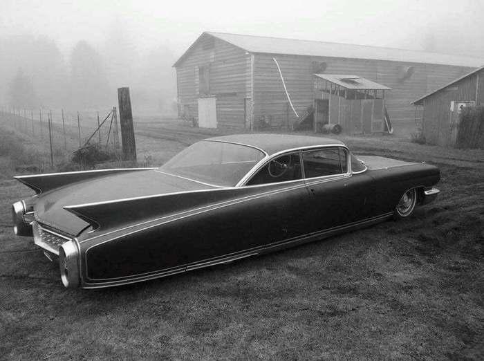 Красавец Авто, Ретро, Дизайн, 60-е
