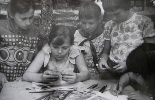 Наше пионерское лето. Часть 3. Пионерский лагерь, СССР, Пионеры, Детство, Длиннопост, Советское время, Назад в СССР, Детство в СССР