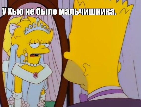 Весь в отца Симпсоны, Барт, Мультфильм, Длиннопост, Раскадровка, Лиза Симпсон