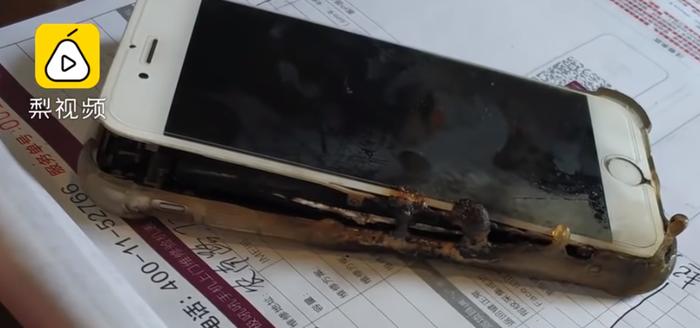 У жительницы Китая взорвался iPhone в машине Китайцы, Мастерские, Ремонт телефона, Iphone, Неполадки