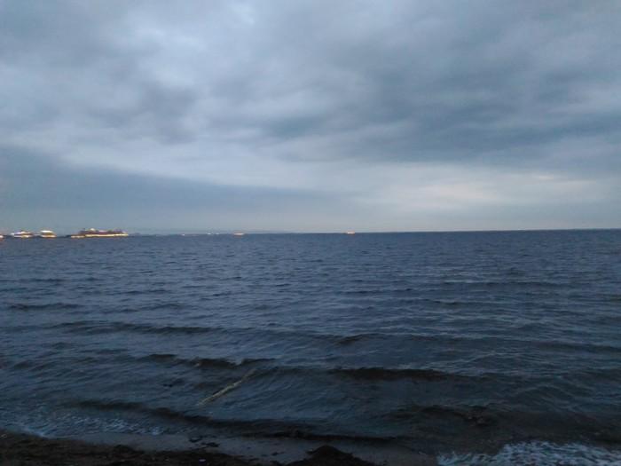Какой прекрасный вид... Мусор, Грязь, Вода, Парк 300-летия